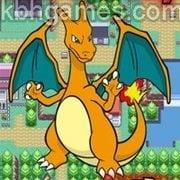 Pokemon Fire Red Backward