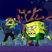 Spongebob Halloween Horror 2
