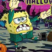 Spongebob Halloween Horror