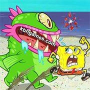 Spongebob Monster Island