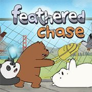 Feathered Chase – We Bare Bears