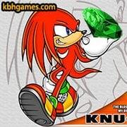 Knuckles' Emerald Hunt
