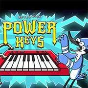Regular Show – Power Keys