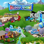 Disney Drop Zone