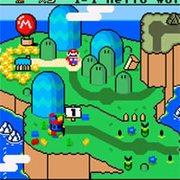 Mario New Easter World