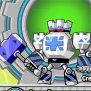 Fuzzmon vs Robo