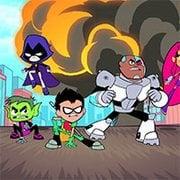 Slash of Justice: Teen Titans