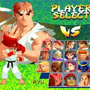Street Fighter Alpha 2 Arcade Play Online Free Play