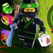 Legendary Ninja Battles Ninjago Online Play Game