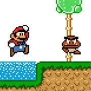Super Mario Land 2 DX Colored