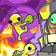 Alien Hominid Gameboy