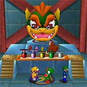 Mario Party N64