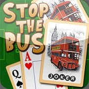 Stop The Bus Card