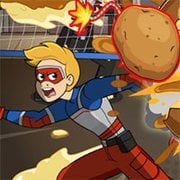 Potato Panic – Adventures of Kid Danger