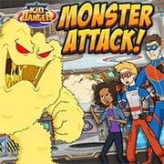 Monster Attack: Kid Danger
