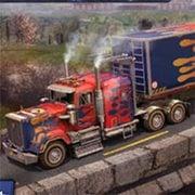 Parking Thunder Trucks