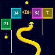 Snake and Blocks