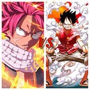 Fairy Tail Vs One Piece 2