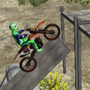 Bike Trials Industrial