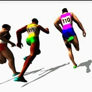 Sprinter 100 Meter