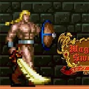 Magic Sword – Heroic Fantasy (Arcade)
