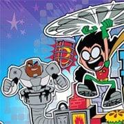 Teen Titans Action Arcade