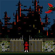 Castlevania: The Red Wizard