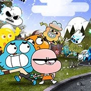 Snow Stoppers: Amazing World of Gumball