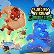 Burrito Bison 3: Launcha Libre