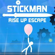 Stickman Rise Up Escape