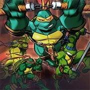 Teenage Mutant Ninja Turtles 2: Battle Nexus (GBA)