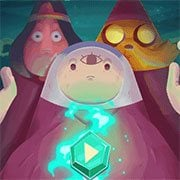 Wizard Battle – Adventure Time
