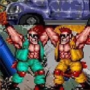 Crude Buster (Arcade)