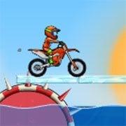 Moto X3M 5 : Pool Party