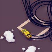 Car Snow Drift