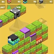 Cubic Tower – Stack It