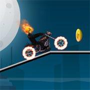 Ghost Rider Stunts