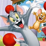 Backyard Battle – Tom and Jerry
