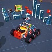 Block Tech : Epic Car Craft Simulator