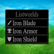 List Worlds