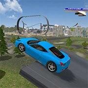Real Challenge Car Stunt