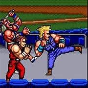 The Combatribes (Arcade)