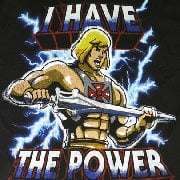 Masters of the Universe He-Man : Power of Grayskull