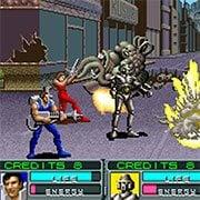 Alien Storm (Arcade)
