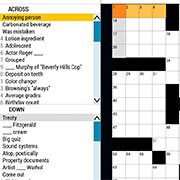 Daily Cryptic Crossword