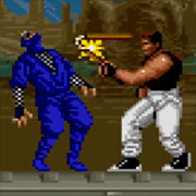 Bad Dudes Vs. DragonNinja (Arcade)