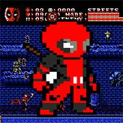 Deadpool NES