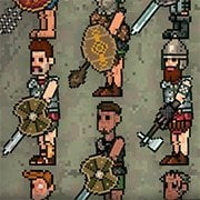Gladihoppers – Gladiator Battle Simulator!