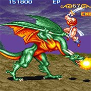 King of Dragons (Arcade)
