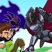 Omnitrix Shadow – Ben 10